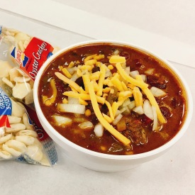 "Angry ""firehouse"" chili"